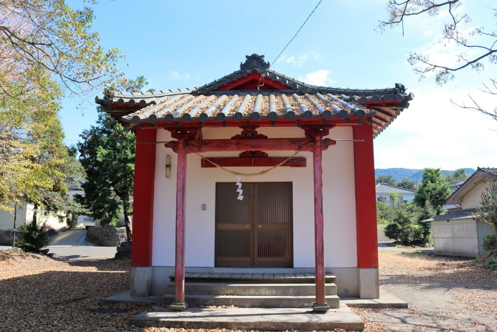桜島の南方神社