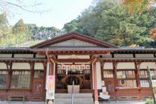 藤川天神の社殿
