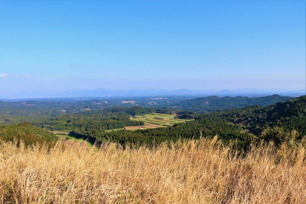狐ヶ丘高原の風景