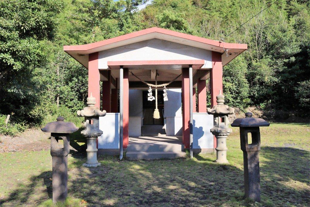 愛宕枚聞神社