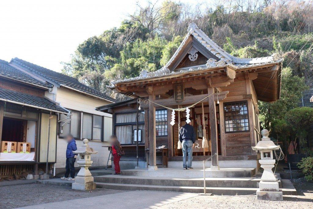 原良日枝神社
