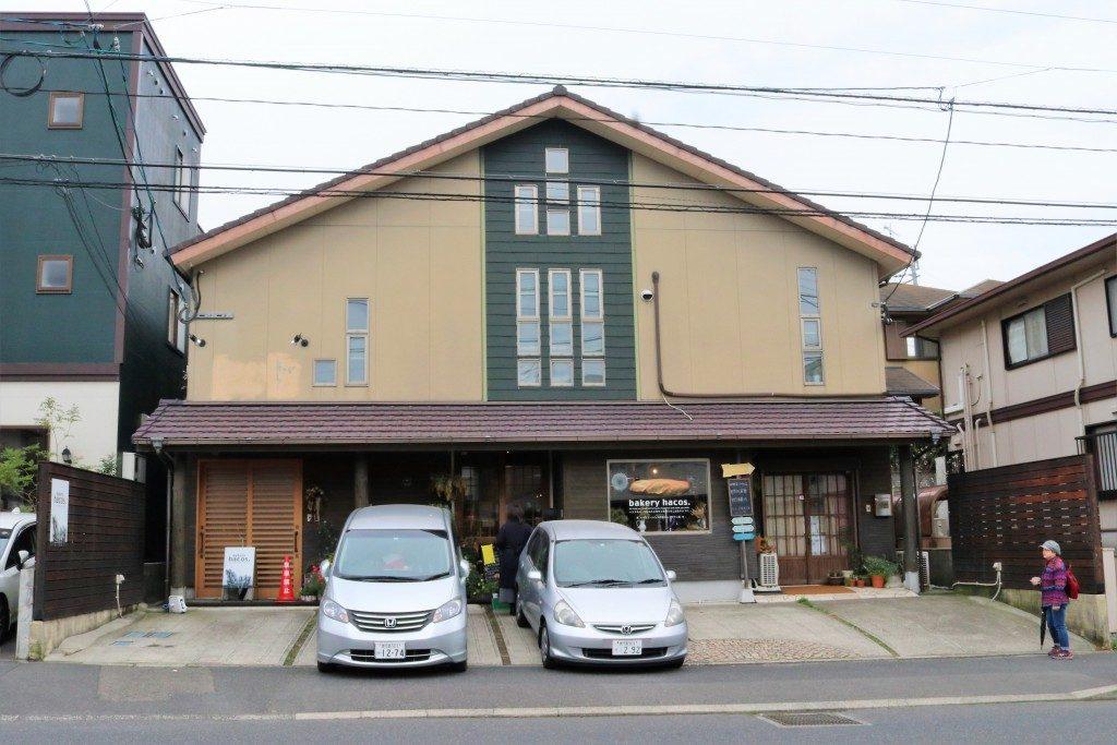 ベーカリーハコス伊敷ニュータウン店