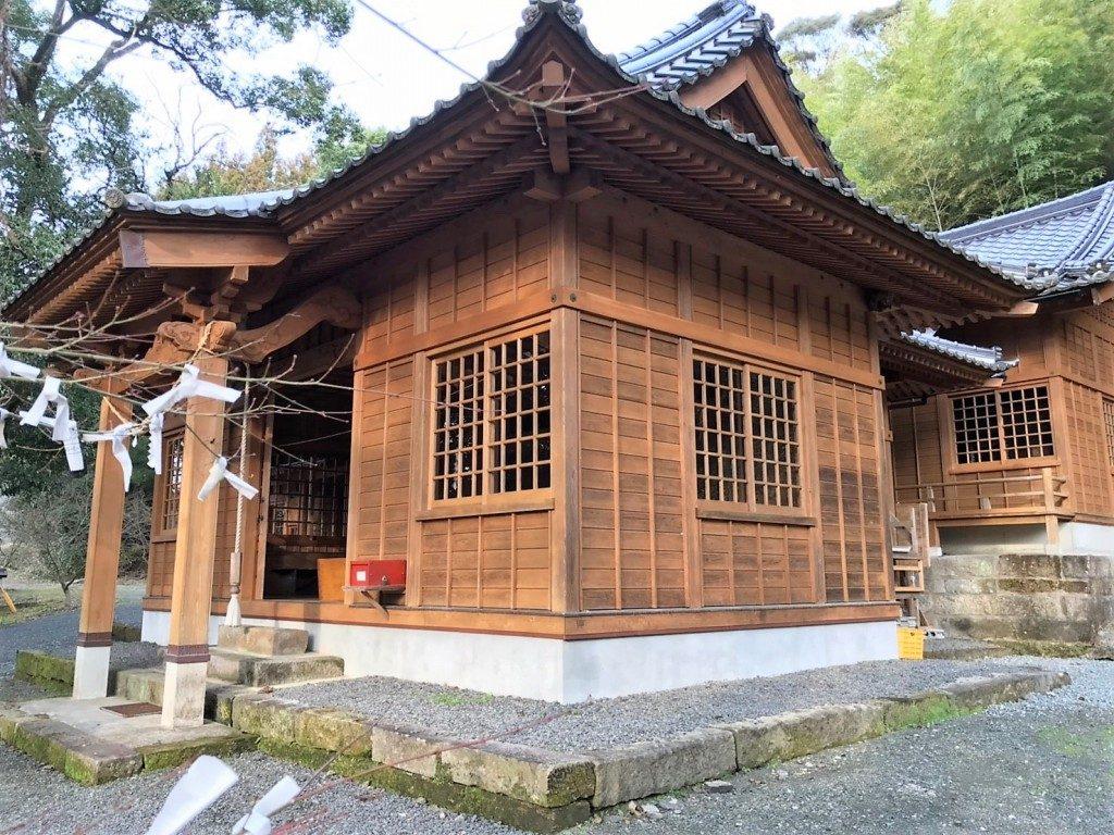 諏訪神社(薩摩川内市)