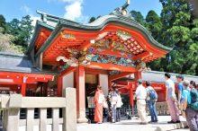 霧島神宮の社殿