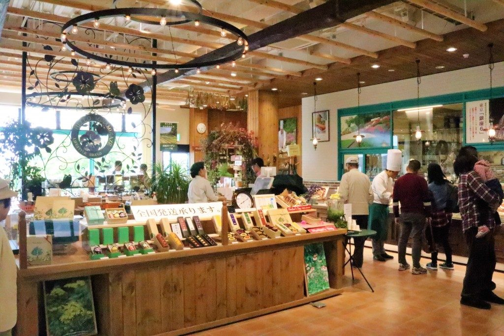 南風農菓舎デザートハウス