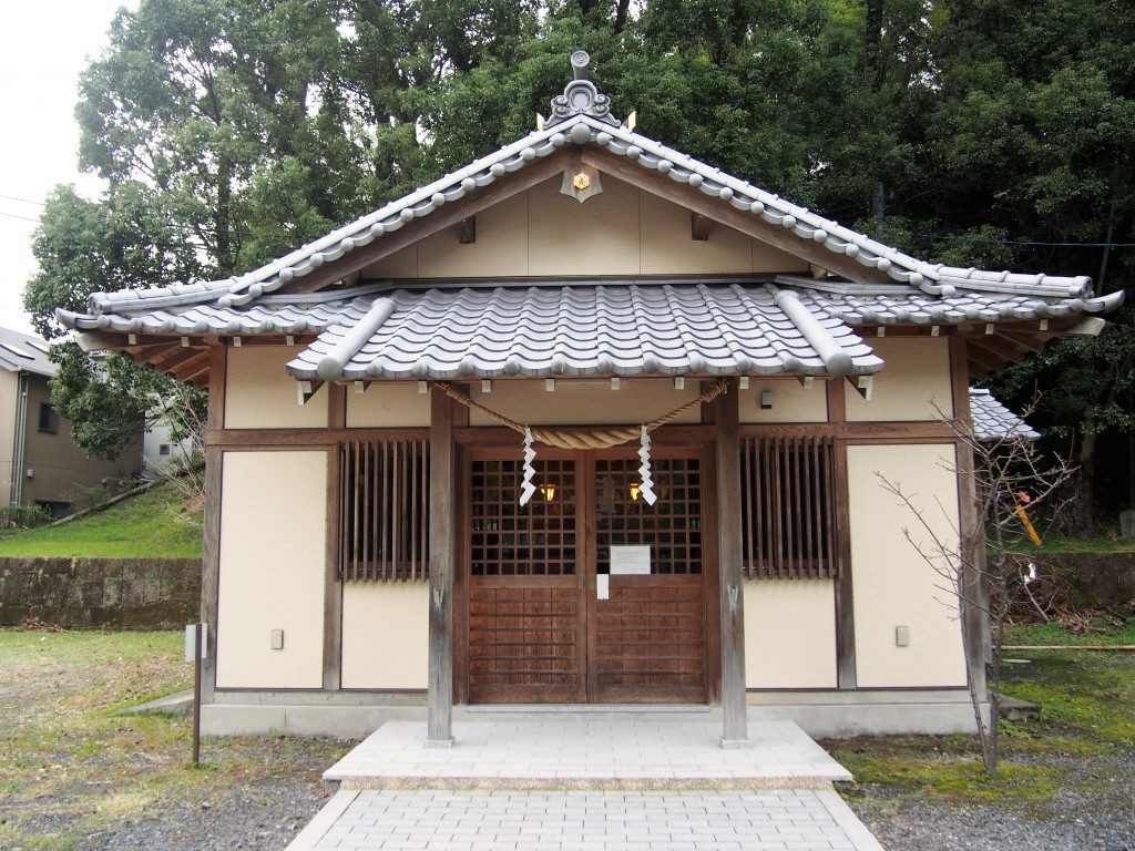 南方神社(清水町)