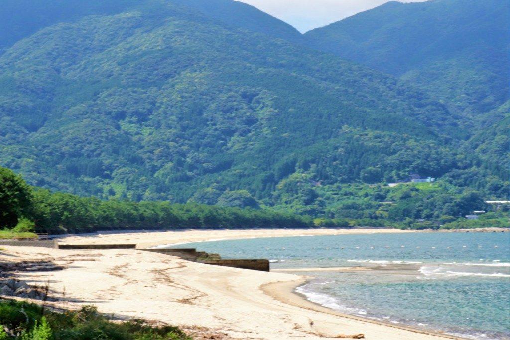 内之浦海岸