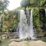 人気パワースポット「桐原の滝」鹿児島県曽於市