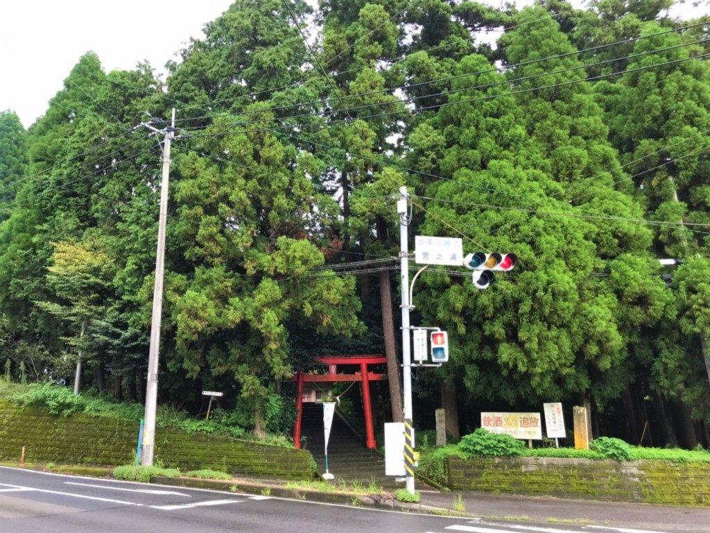 八幡神社(鹿児島市)