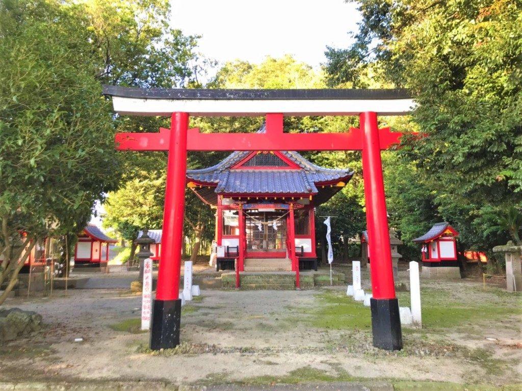 大穴持神社(霧島市)
