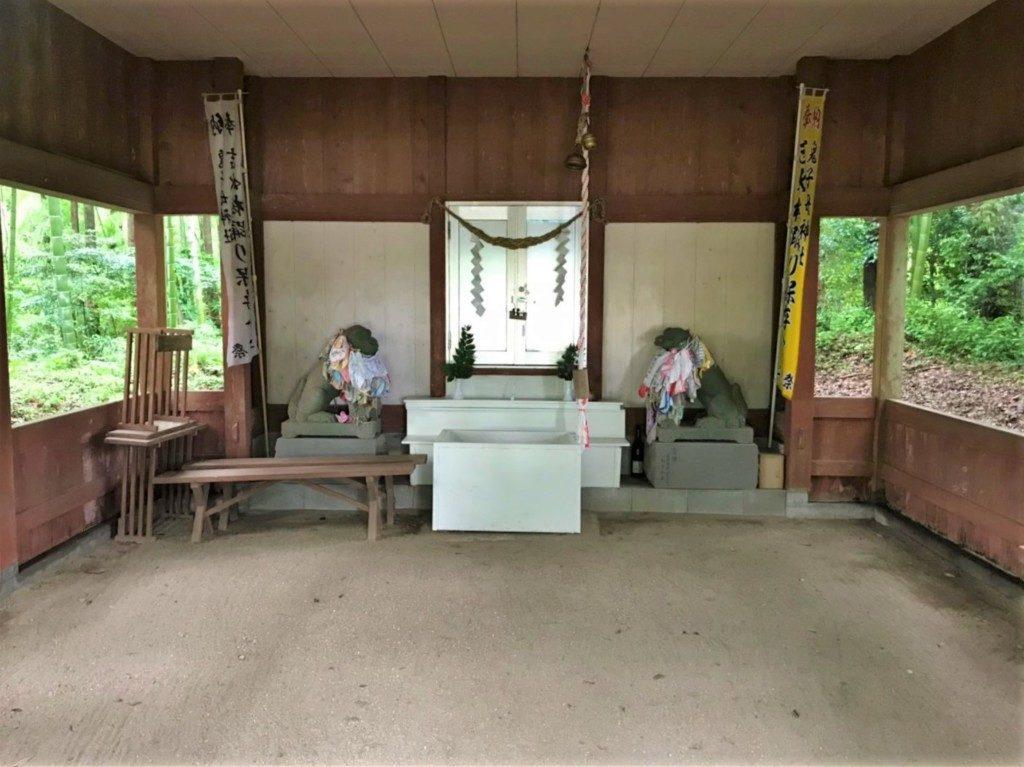 鬼子母神社(鹿児島市)