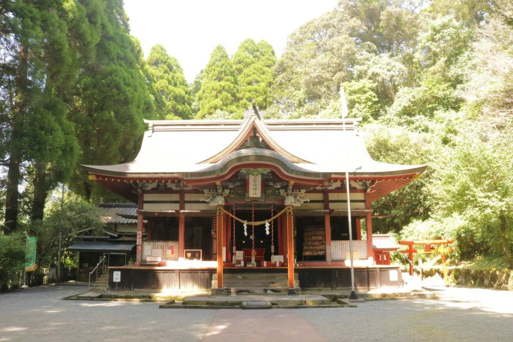 花尾神社(鹿児島市)