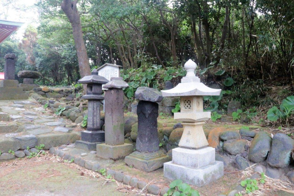 熊野神社(硫黄島)