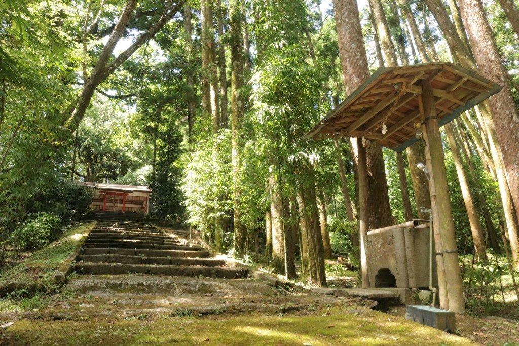 南方神社(鹿児島市喜入)