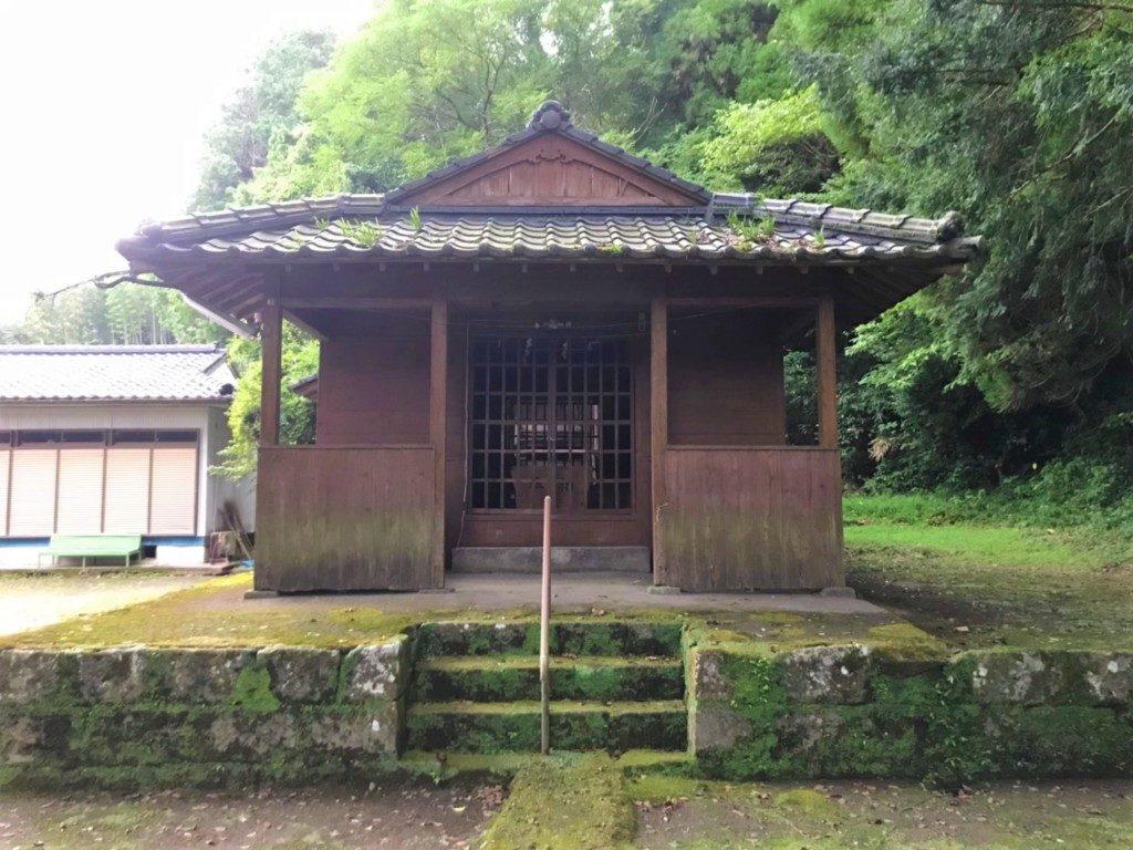 王子神社(鹿児島市)