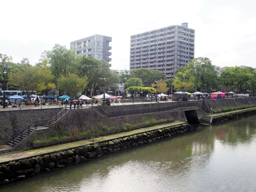 甲突川リバーサイドマーケット