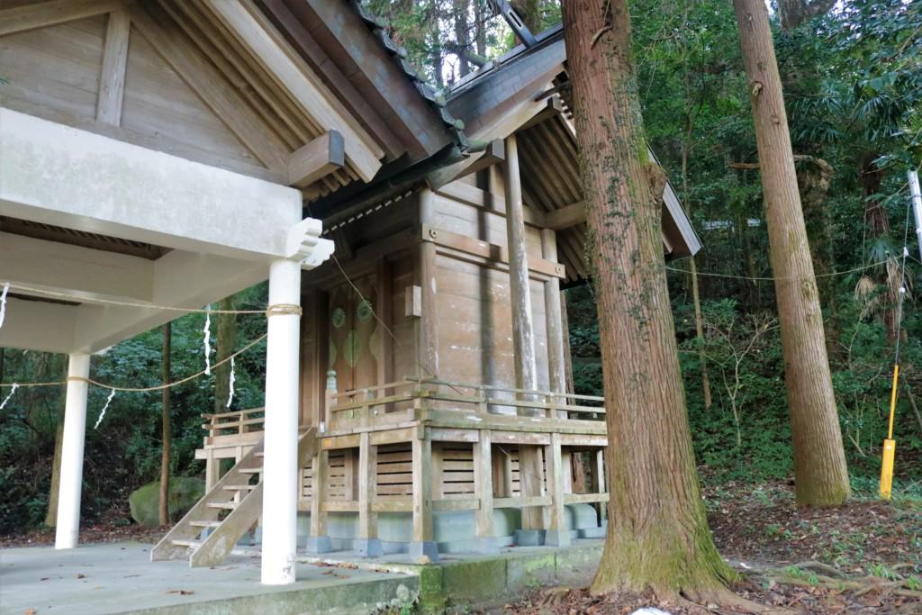 卑弥呼神社(霧島市)