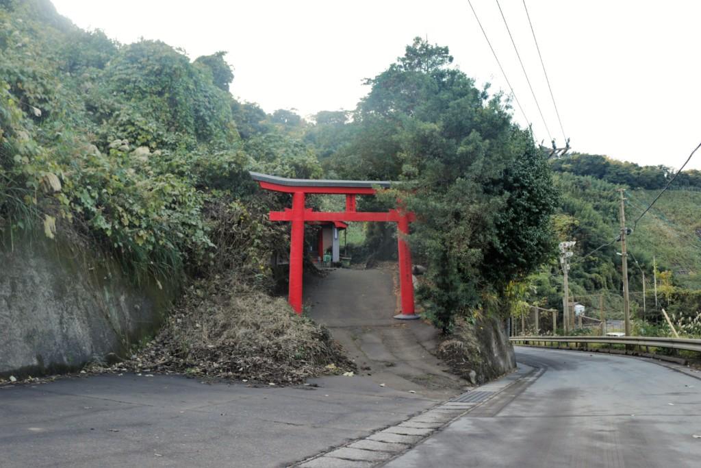 若宮神社(鹿児島市桜島)