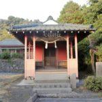 大国主命を祭る「七社神社」鹿児島市桜島町