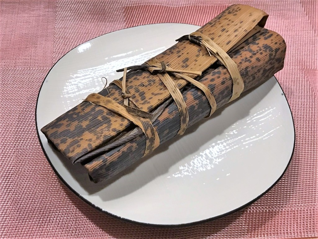 鹿児島の銘菓あくまき(ちまき)