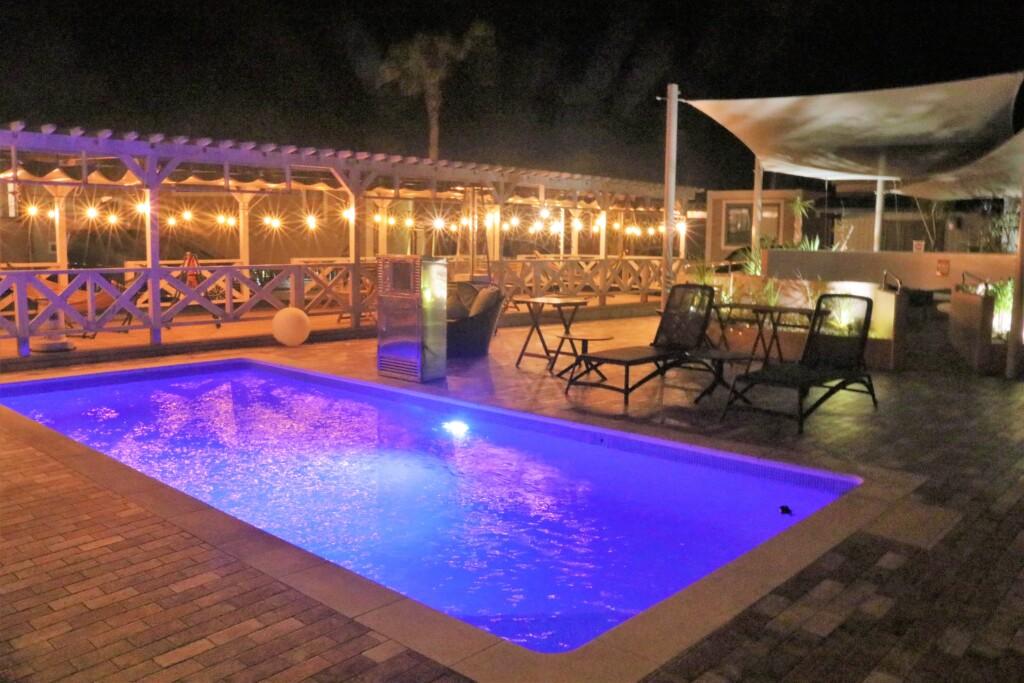 吹上浜フィールドホテルのプール