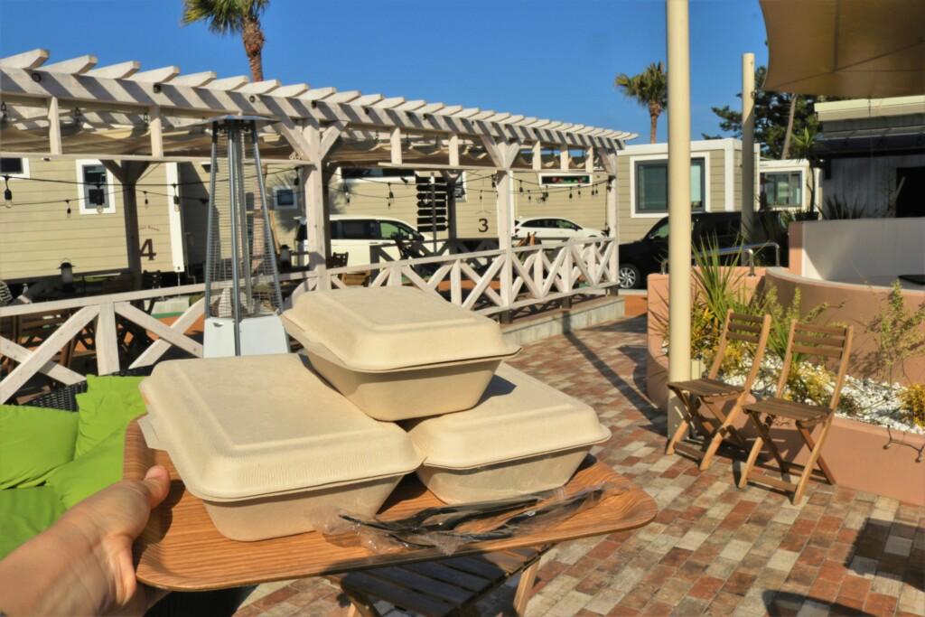 吹上浜フィールドホテルの朝食